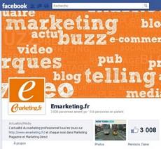 La page fan Facebook, quels enjeux pour les marques ? | Dossier : Facebook au coeur de votre stratégie marketing et rela...