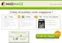 Madmagz.com, un nouveau site de création de magazines