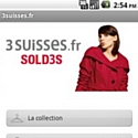3Suisses lance son application Androïd
