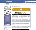 Le MBA ESG e-business lance une CVthèque sur Facebook
