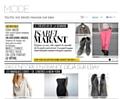 Ebay Mode cible les fashionistas