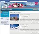Voyages-sncf.com favorise les voyages à plusieurs grâce à Facebook