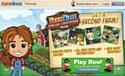 Les citadins sont accros au jeu Farmville qui consiste à diriger une ferme virtuelle.