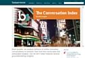 Bazaarvoice publie la deuxième édition de son baromètre trimestriel The Conversation Index