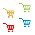 Multiplicité des interactions entre le commerce 'on' et 'off line'