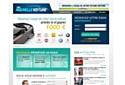 Unenouvellevoiture.fr, un site de génération de leads de TheBluePill