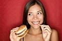 L'assiette des hypermobiles : 'junk food', grignotage et produits frais