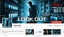 Le film 'Lock Out' fait sa promo sur Facebook