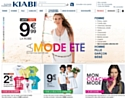 Kiabi : plus d'un million de fans sur Facebook