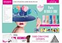 Bourjois lance sa boutique en ligne