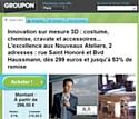 Le site de couponing Groupon a publié ses résultats du premier trimestre 2012, s'avérant contre toute attente, en hausse.