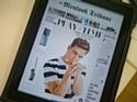 Menlook crée son magazine masculin