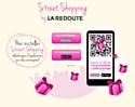La Redoute lance une campagne de 'mobile street shopping'