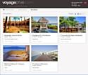 Via un onglet dédié, les clients de Voyageprivé.com peuvent savoir combien de personnes ont acheté chaque voyage et combien rêveraient d'y participer.