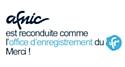 L'Afnic est reconduite comme l'office d'enregistrement du .fr