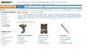 Amazon France lance sa boutique dédiée au bricolage.