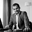 Florent Guibert, président du directoire d'Up&Net