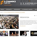Les temps forts du salon E-commerce Paris 2012