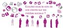 Facebook peut représenter 10 % desinteractions clients, selon Eptica