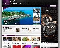 JetAvenue.com lance un e-magazine dédié au luxe