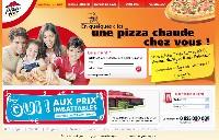 Pizza Hut se lance dans la commande en ligne