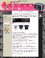 Exemple de site marchand réalisé avec Wizishop