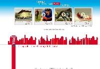 Vittel invite les internautes à choisir son prochain spot TV