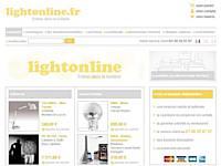 Lightonline éclaire l'e-commerce de ses luminaires
