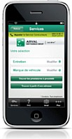 Arval, filiale de BNP Paribas va lancer son application Arval Mobile