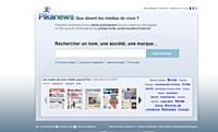 Press Index lance un moteur de recherche plurimédia
