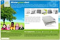 Mistergooddeal inaugure son espace Mistergreendeal