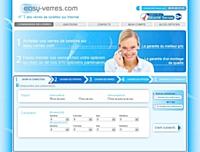 Easy-verres.com commercialise des verres de lunettes sur le web