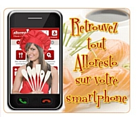Alloresto.fr, désormais disponible sur mobile