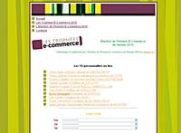 Trophées E-commerce 2010: téléchargez vos dossiers de participation et élisez l'Homme E-commerce de l'année!