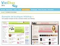 Wizishop.com mise sur le design de ses boutiques