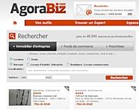 L'immobilier d'entreprise et de commerce sur Agorabiz.com