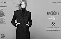 Zara revêt son habit d'e-commerçant