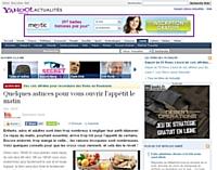 Yahoo! lance une nouvelle offre publicitaire
