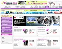 Pixmania.com se lance dans la bagagerie