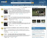 OverBlog et Wikio s'allient