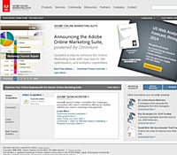 Adobe Scene 7 et Omniture dévoilent leur offre