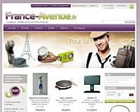 France-avenue.fr, le nouveau site marchand 100% français
