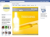 Ricard entre dans la conversation digitale avec We are social