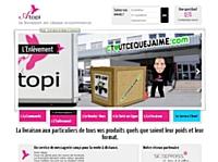 Atopi propose une offre logistique dédiée aux e-commerçants