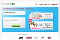 PhotoBox génère 80 millions de chiffre d'affaires en 2010