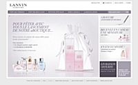 Lanvin Parfums lance son e-shop