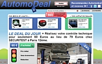 Automodeal.fr lève 300.000 € auprès de Business Angels