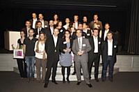 Les trois lauréats des Trophées Ecommerce 2011 à l'honneur