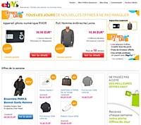 Ebay sélectionne ses Offres du jour