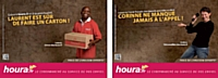 Houra.fr part en campagne